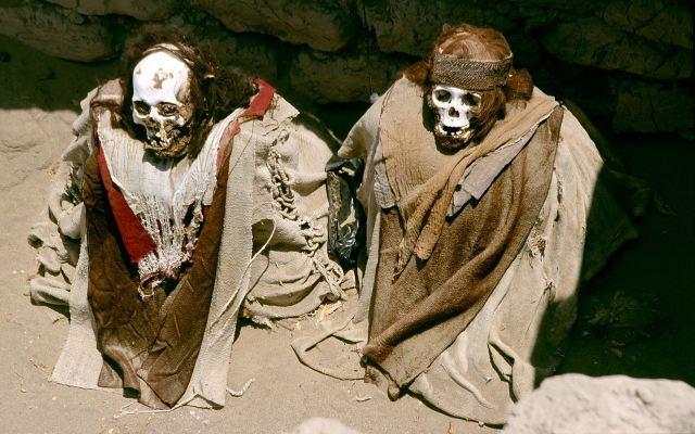 кладбище чаучилла