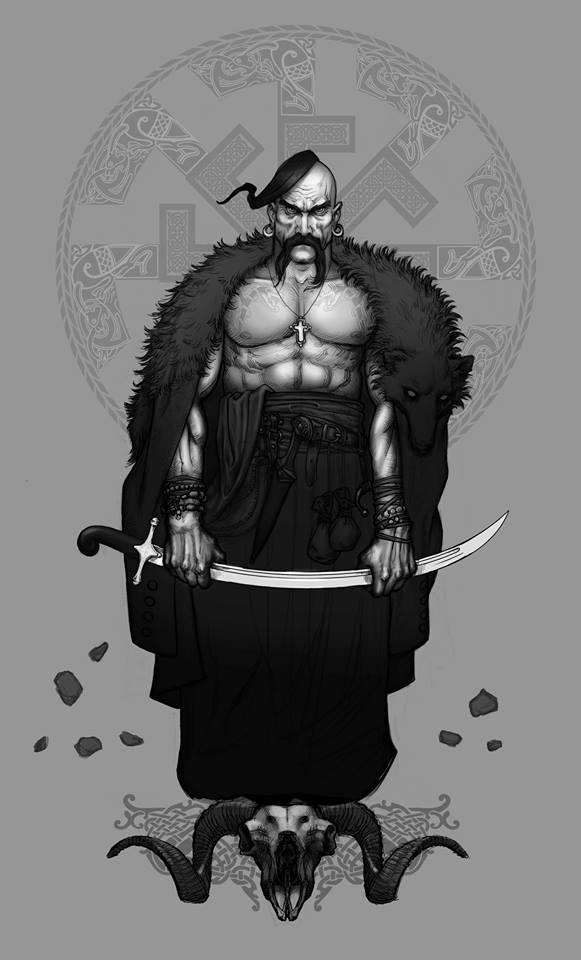 козак-характерник